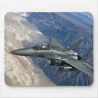 F-15 huelga Eagle Alfombrillas De Raton