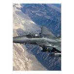 F-15 huelga Eagle Invitación Personalizada