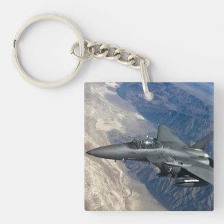 F-15 huelga Eagle Llaveros