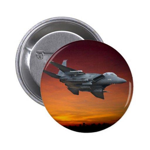 F-15 PASO ELEVADO Arizona Pin