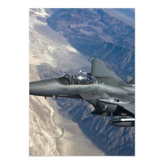 F-15 Strike Eagle Card