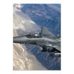 F-15 Strike Eagle Personalized Invitations