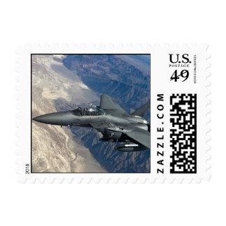 F-15 Strike Eagle Postage Stamp