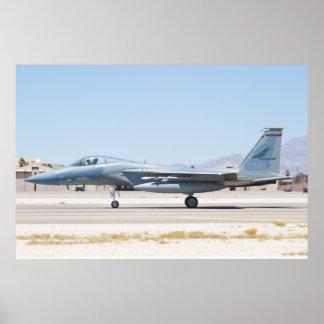 F-15C Eagle AF 84 020 Poster