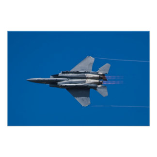 F-15E Strike Eagle Belly Posters