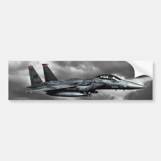 F-15E Strike Eagle  Bumper Sticker