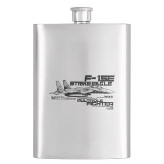 F-15E Strike Eagle  Classic Flask