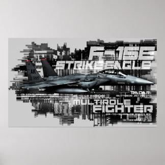 F-15E Strike Eagle  Print