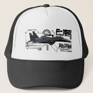 F-15E Strike Eagle Trucker Hat