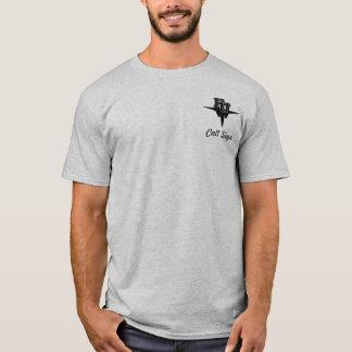 F-15W w/FU High Tech Eagle - Light colored T-Shirt