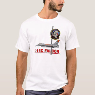F-16 272nd Tactical Fighter Wing T-Shirt