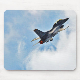 F 16 At The Miramar Airshow In San Diego Mouse Pad