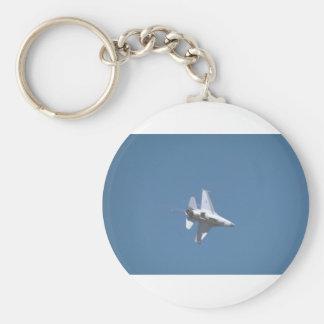 F-16 Banking A Turn Keychain