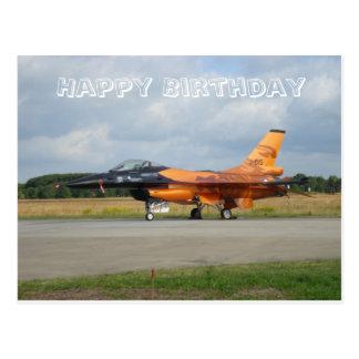 F-16 card