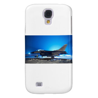f-16 Fighter Jet Galaxy S4 Cases