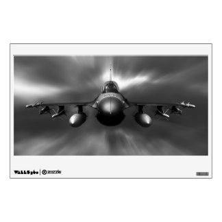 F-16 Fighter Wall Stickers