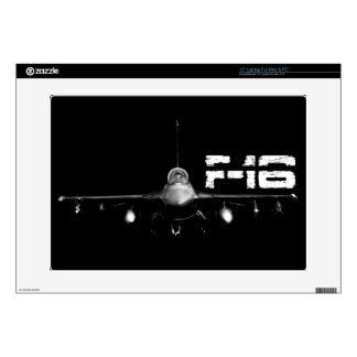 """F-16 Fighting Falcon 15"""" Laptop For Mac & PC Skin 15"""" Laptop Decals"""