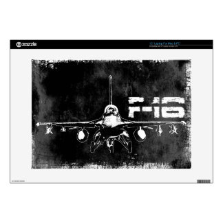 """F-16 Fighting Falcon 15"""" Laptop For Mac & PC Skin Skin For 15"""" Laptop"""