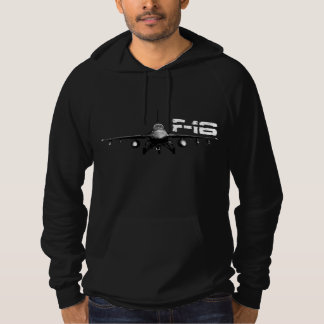 F-16 Fighting Falcon American Apparel California Hoodie