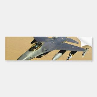 F-16 Fighting Falcon Block 40 aircraft Bumper Sticker