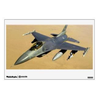 F-16 Fighting Falcon Block 40 aircraft Wall Sticker