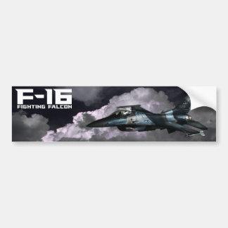 F-16 Fighting Falcon Bumper Sticker
