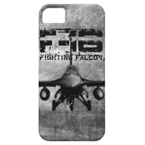 F-16 Fighting Falcon iPhone 5/5S Covers