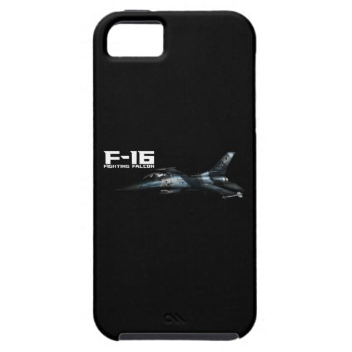 F-16 Fighting Falcon iPhone 5 Cover