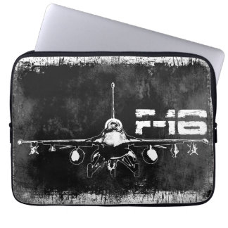 F-16 Fighting Falcon Computer Sleeves