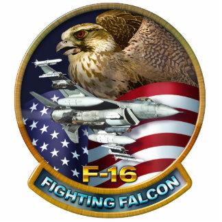 F-16 Fighting Falcon Cutout