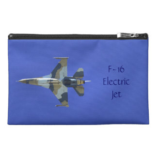 F-16 Fighting Falcon Electric Jet Travel Accessories Bag