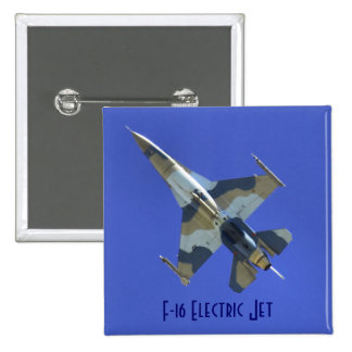 F-16 Fighting Falcon Electric Jet Button