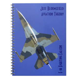 F-16 Fighting Falcon Electric Jet Journal