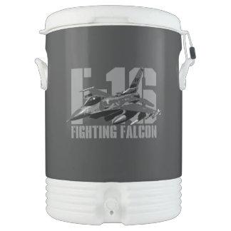 F-16 Fighting Falcon Igloo Beverage Dispenser