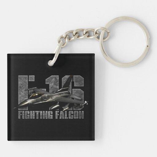 F-16 Fighting Falcon Key Chains