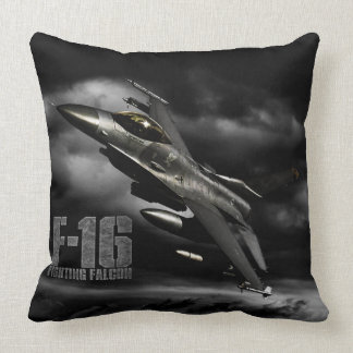 F-16 Fighting Falcon Pillow