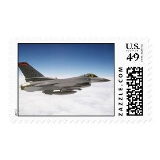 F-16 Fighting Falcon Postage