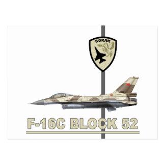F-16 Fighting Falcon RMAF Postcards