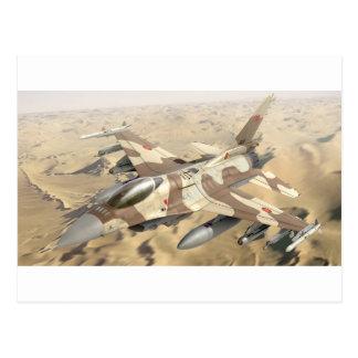 F-16 Fighting Falcon RMAF Postcard