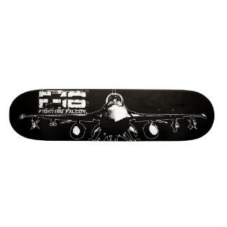 F-16 Fighting Falcon Skate Board Deck