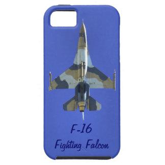 F-16 Fighting Falcon Sleek Electric Jet iPhone SE/5/5s Case