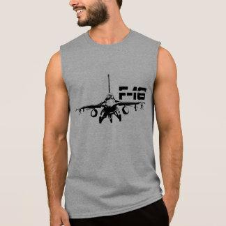 F-16 Fighting Falcon Sleeveless T-shirts