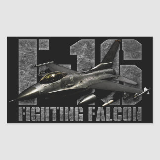 F-16 Fighting Falcon Stickers