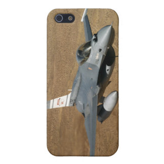 F-16 Jet Fighter Plane iPhone Case