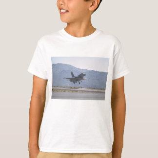 F-16 Landing At Luke Air Force Base T-Shirt