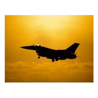 F-16 POSTCARD