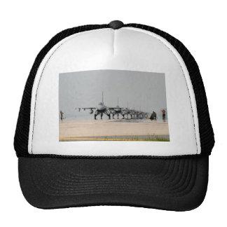 F-16 THUNDER TRUCKER HAT