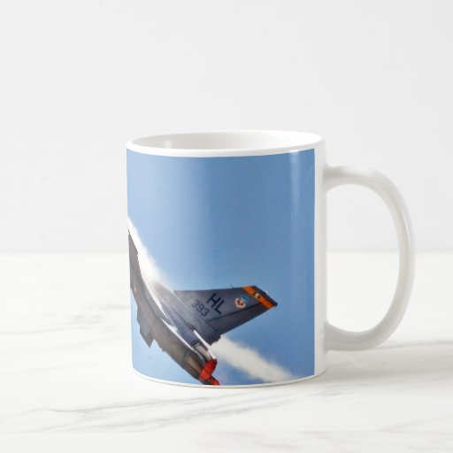 F 16s Jets Fighters Airplanes Coffee Mug