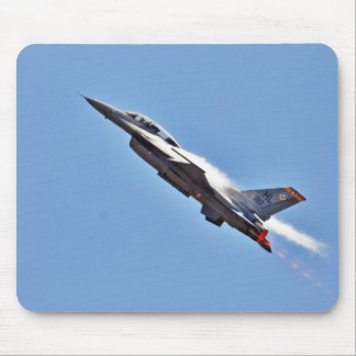 F 16s Jets Fighters Airplanes Mouse Pad