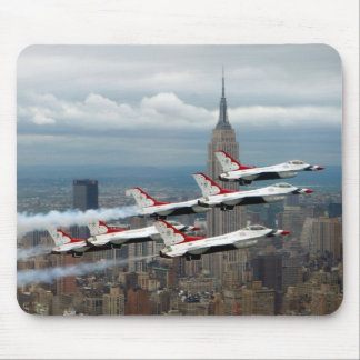 F-16's New York City Mouse Pad
